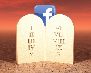 Wenn Facebook Seiten sterben ... 10 Gebote für Social Success