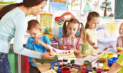 Betriebliche Kinderbetreuung - mehr als nur der Kindergarten...