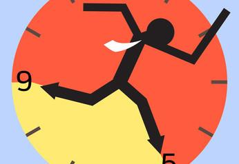 Employer Branding leicht gemacht: Einfach 9 to 5! Sonst nix.