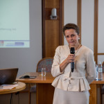 Vorstandsdirektorin Christine Dornaus
