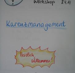 1. Workshop Karenzmanagement in Oberösterreich