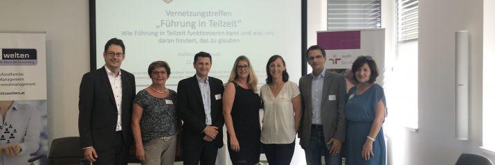 """Rückblick: Vernetzungstreffen """"Führung in Teilzeit"""""""