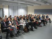 Full House beim ersten Vernetzungstreffen zum Audit hochschuleundfamilie