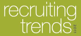 Recruiting Trends 2011